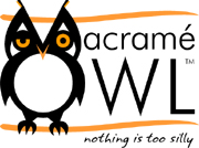 Macramé Owl... nothing is too silly